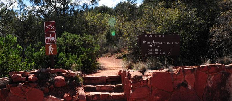 Apache Fire Trail
