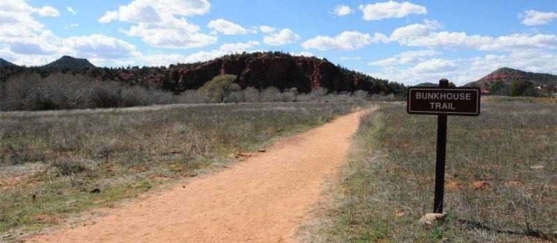 Bunkhouse Trail