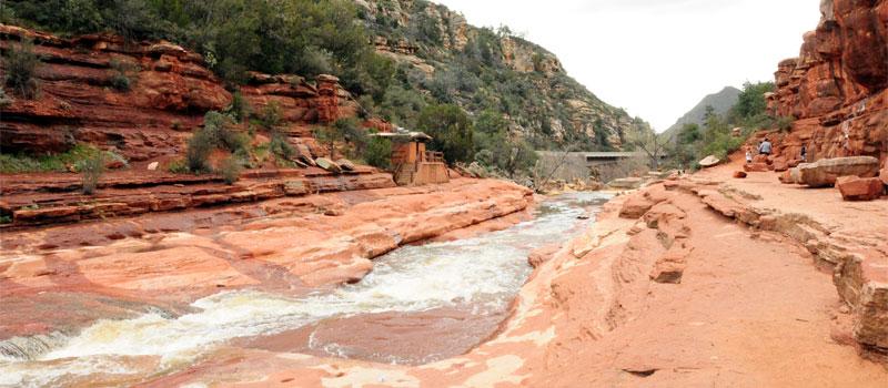 Slide Rock Trail