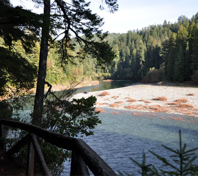 Hiouchi River