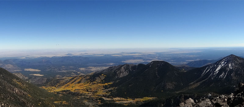 Humphreys Peak Trail