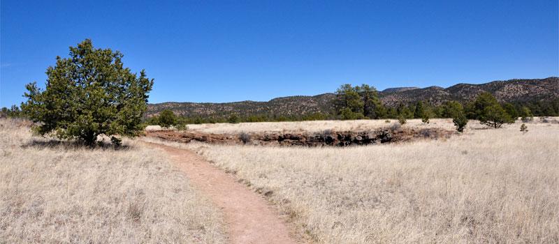 El Calderon Trail