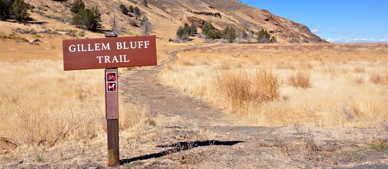 Gillem Bluff Trail