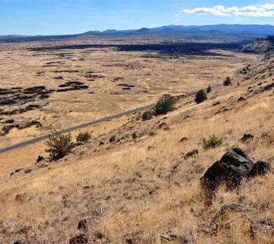View at Gillem Bluff