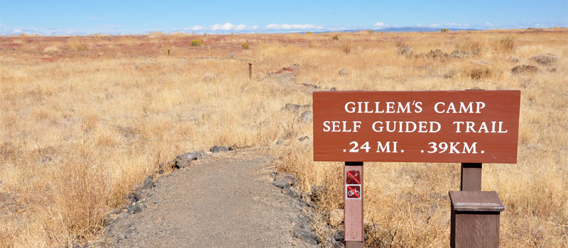 Gillems Camp Trail