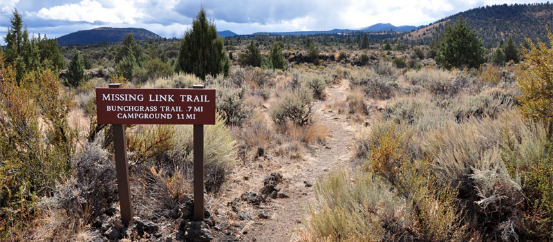 Missing Link Trail