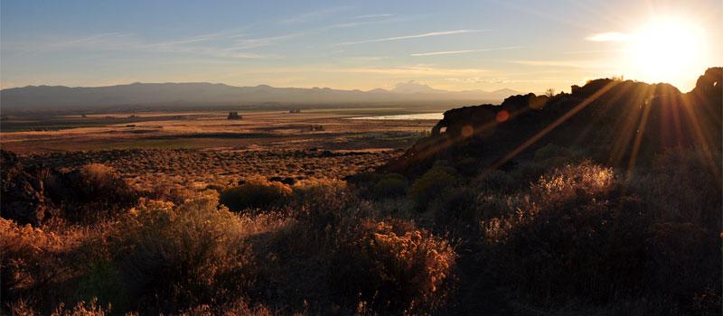 Petroglyph Bluff Trail