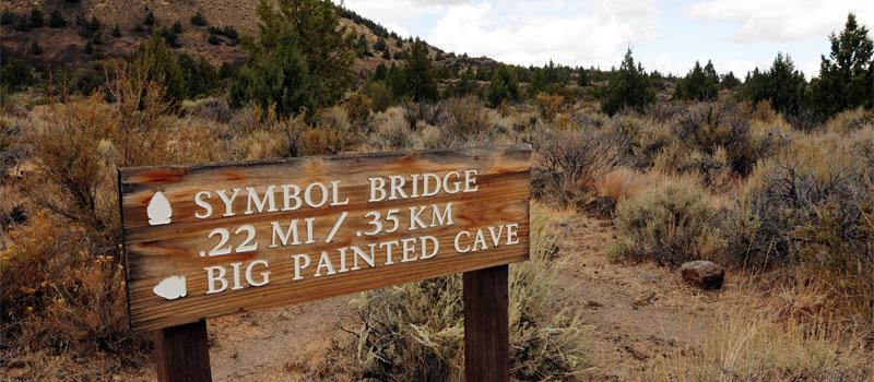 Symbol Bridge Trail