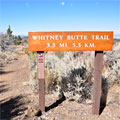 Whitney Butte Trail