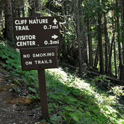 Cliff Nature Trail