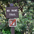 No Name Trail