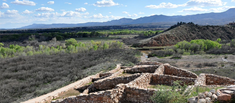 Tuzigoot Pueblo Trail