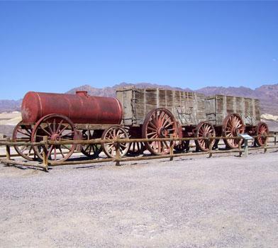 Harmony Borax Works Wagon