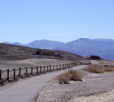 Harmony Borax Works Trail