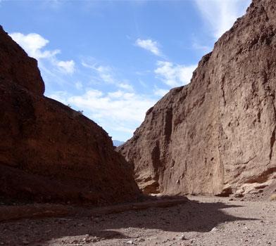 Natural Bridge Trail Wash, Death Valley National Park