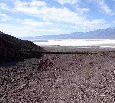 Natural Bridge Trailhead, Death Valley