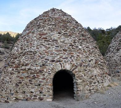 Kiln at Wildrose Peak Trail