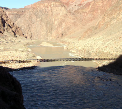 The Bridge at River Trail