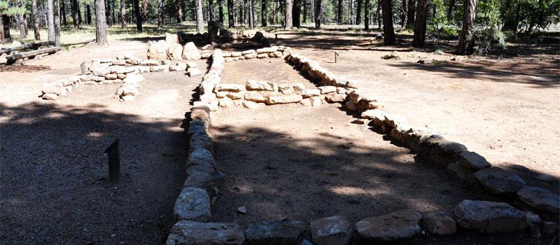 Walhalla Ruin Trail